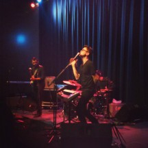 Son Lux at the Warhol